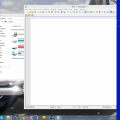 Windows 8 still lets you find and start an app without leaving the desktop.